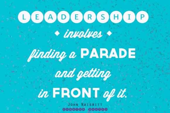 funny leadership quote